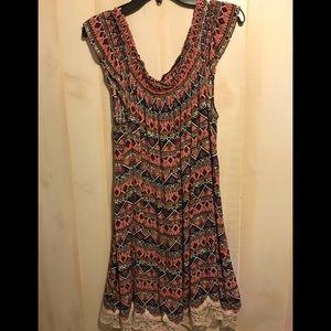💫 Cute Aztec Design Tunic